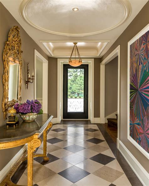 56 beautiful and luxurious foyer designs page 6 of 11 - Que Es Foyer