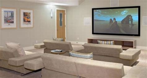 10 home movie theater design seating ideas home design how to choose the perfect home theater seating freshome com