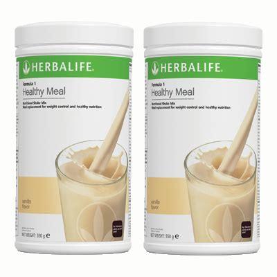 herbalife shake mix vanilla herbalife formula 1 healthy meal nutritional shake mix