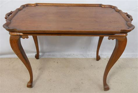Tray Style Coffee Table Mahogany Tray Top Style Coffee Table