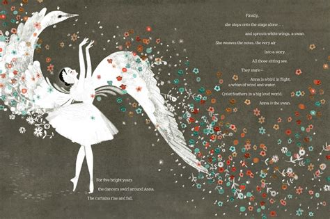swan the life and swan the life and dance of anna pavlova laurel snyder author interview this picture book life