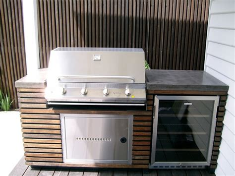 outdoor bbq bench tops gallery concrete benchtops melbourne benchmark benchtops