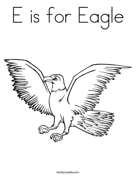 mighty eagle coloring page free mighty eagle coloring pages
