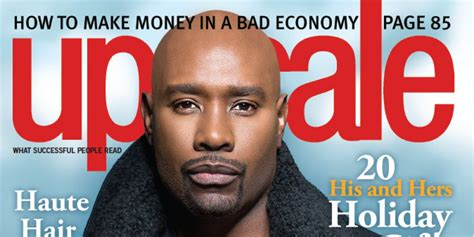 Whos News Lifestyle Magazine 11 by Morris Chestnut On His 18 Year Marriage Quot I Let My Be