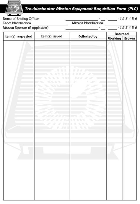 requisition form template images