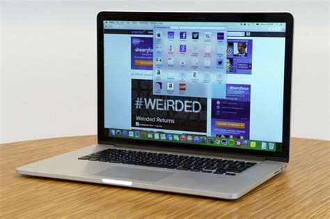 Macbook Pro Yosemite os x yosemite review a solid upgrade for everyone especially iphone users