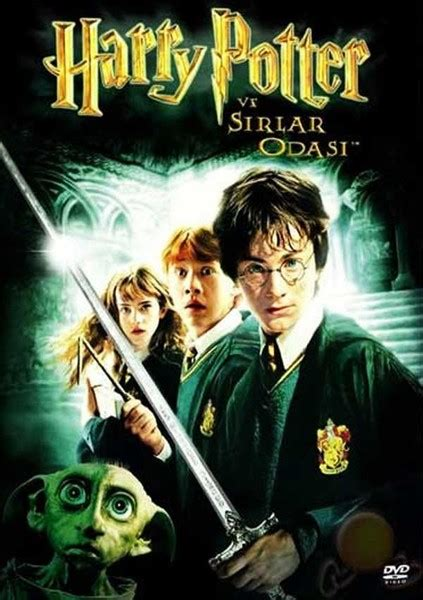 Harry Potter Chamber Of Secret Vcd Segel harry potter ve sırlar odası harry potter and the chamber of secrets d r k 252 lt 252 r sanat ve