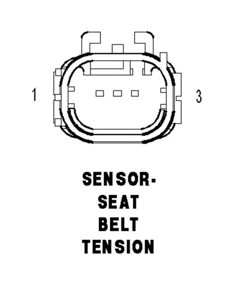 seat belt sensor not working i a 2006 jeep liberty i want to put a seat belt