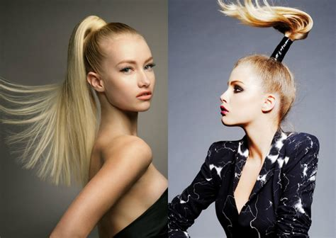 High Hairstyles by Sky High Ponytail Hairstyles To Reach Peak Of Success