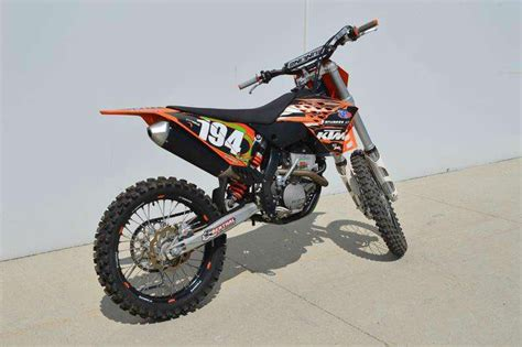 2008 Ktm 250 Sx For Sale 2008 Ktm 250 Sx F Mx For Sale On 2040 Motos
