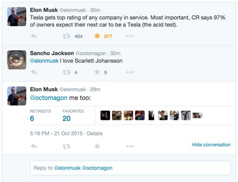 elon musk zipline tweet elon musk tweetstorm consumer reports rebuttal 7 1