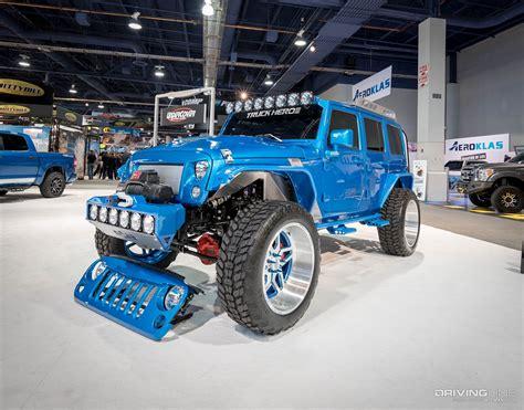 sema jeep yj jeeps of sema 2016 gallery drivingline