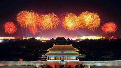 new year national china beijing considers banning new year fireworks amid