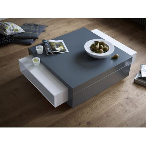 grey square coffee table buy gillmore space grey contemporary coffee table from
