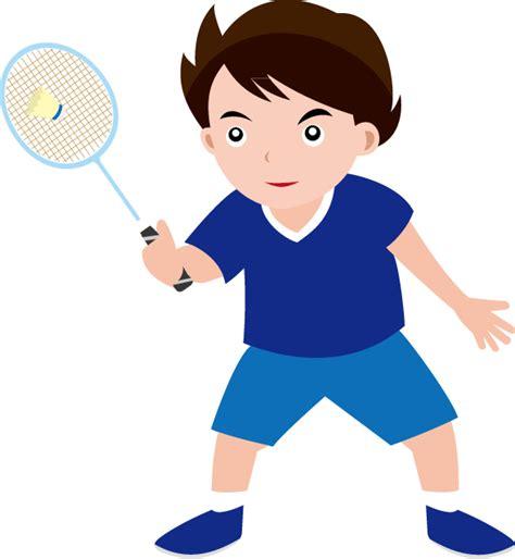 clipart badminton play badminton clipart 9