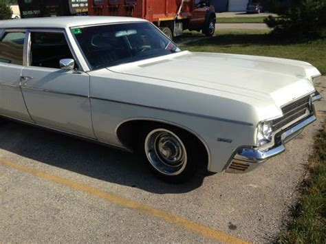1970 Impala 4 Door by Find Used Barn Find Great Runnner Lowered 1970 Chevrolet Impala Base Wagon 4 Door 5 7l In