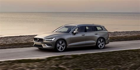 New 2019 Volvo V60 by 2019 Volvo V60 Debuts With Two In Hybrid Versions