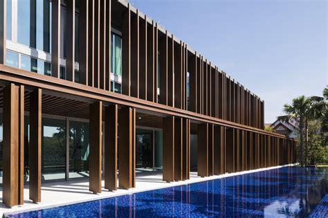 Mia Home Design Gallery   gallery of louvers house mia design studio 3