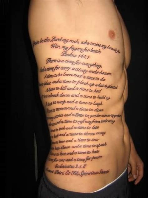 tattoo bible words 35 coolest word tattoo designs exclusive small word