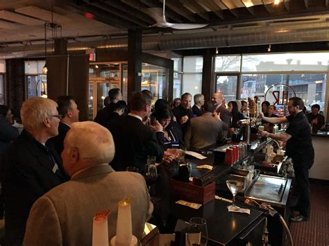 the hudson room peekskill nyscar hudson valley holds happy hour networking in peekskill real estate in depth