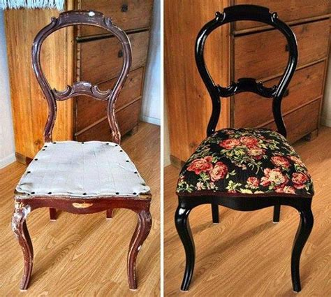 restoration upholstery meuble restaur 233 de fa 231 on simple et cr 233 ative retrouvant une