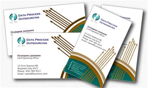 photoshop business card templates technology 125 free business cards psd for photoshop review