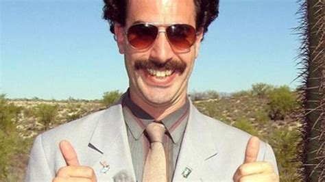 Borat Banned In Russia by Borat Blunder Anthem Greets Kazakh Athletes In