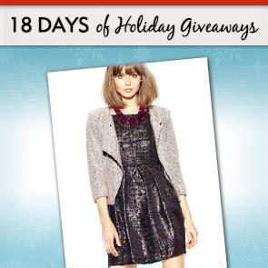 Piperlime Gift Card - 18 days of holiday giveaways popsugar celebrity