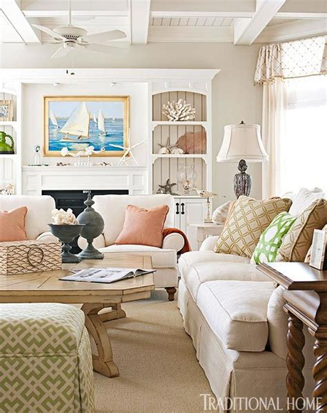 beach house living room traditional living room 340 best home tours images on pinterest