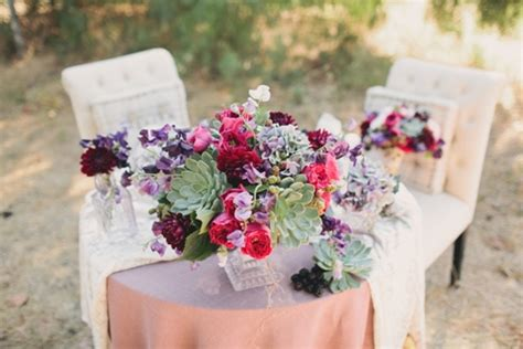 Wedding Bouquets Using Succulents by Wedding Flowers Using Succulents