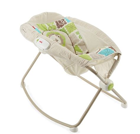 Fisher Price Rock And Sleeper by Fisher Price Newborn Rock N Play Sleeper Rainforest Friends