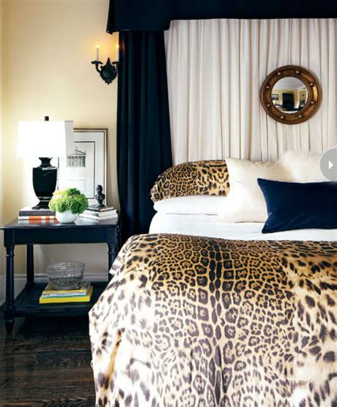 decorating tricks to make your new house welcoming and five ways to make leopard your new black at home love