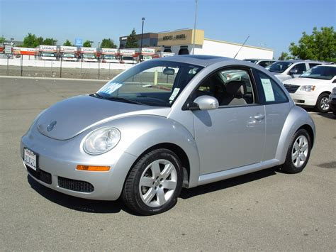 2007 Volkswagen New Beetle 2 5l Volkswagen Colors