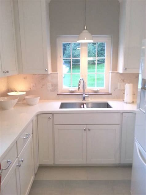 Lighting Above Kitchen Sink The Idea Of A Light Hanging The Kitchen Sink Kitchen Pendants White