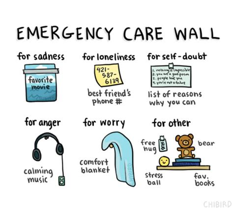 for all the personal emergencies you might have chibird