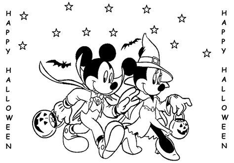 halloween coloring pages mickey coloring pages coloring pages for a variety of themes