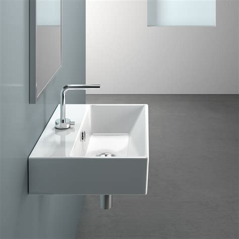 Catalano Premium 55 Washbasin Central Taphole Rogerseller