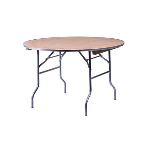 how many seats 48 round table 48 quot round banquet table a chair affair inc