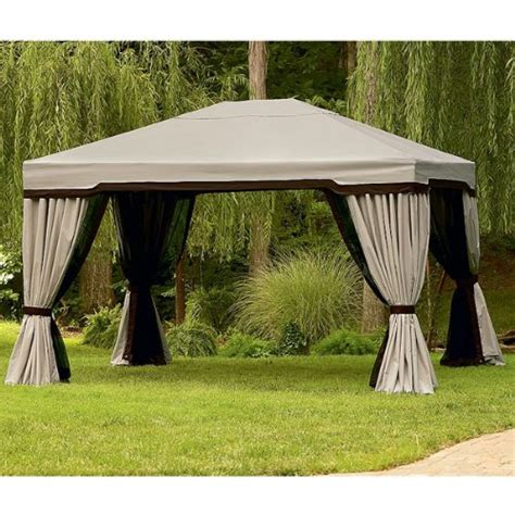 garden winds 10 x 12 gazebo replacement canopy riplock 350