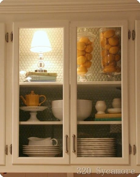 How To Build Cabinet Doors With Glass Inserts Diy Glass Kitchen Cabinet For The Home Pinterest