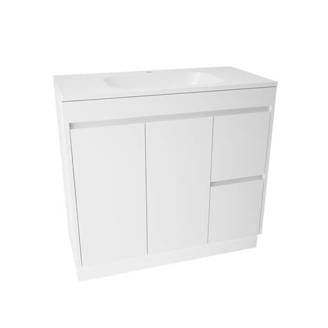 marbletrend   mm flinders vanity unit  bunnings