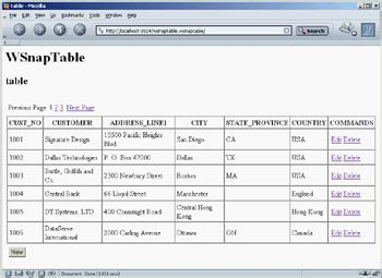 delphi webbroker tutorial websnap and databases chapter 20 web programming with