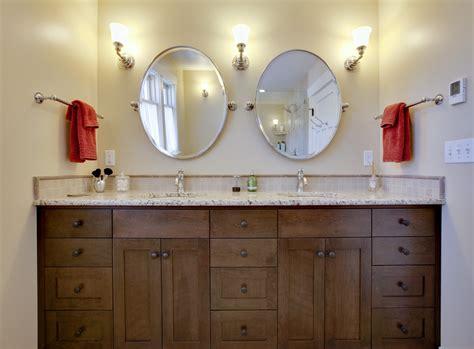 Diy Vanity Mirror Frame by Oval Mirror Frame Diy Bathroom Craftsman With Wall