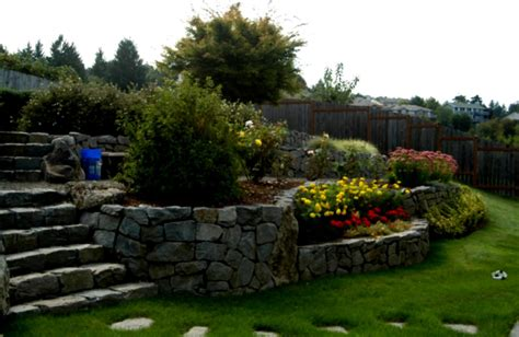 Landscaping Steep Hill Backyard by Triyae Backyard Landscaping Ideas With Hill