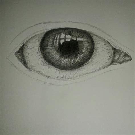 seni lukis tutorial melukis wajah dengan pensil menggambar mata