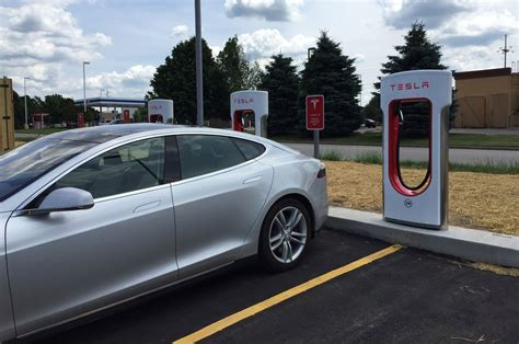 where to charge tesla tesla image