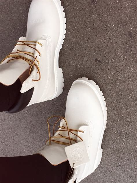 white timberlands boots all white custom timberland boots