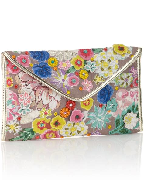 Floral Applique Fashion At Monsoon by 31 Best Cluch Purse Images On Beaded Clutch