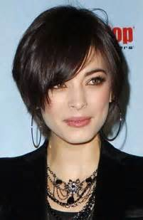 hairstyles for a slender 15 cute short hairstyles for thin hair short hairstyles