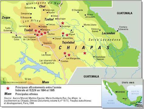 map of mexico chiapas periclean scholars 2013 chiapas
